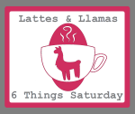 6 things saturday logo