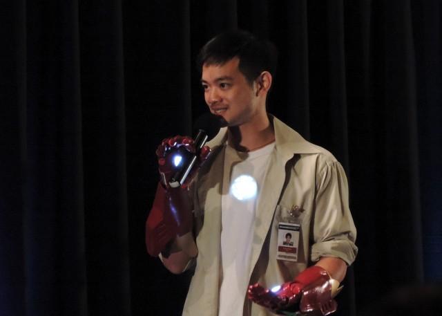 NJCon Osric Chau as Kevin Tran