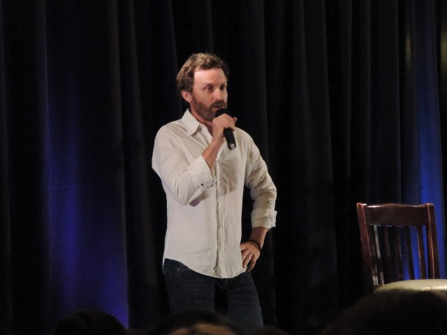 NJCon Rob Benedict as Chuck