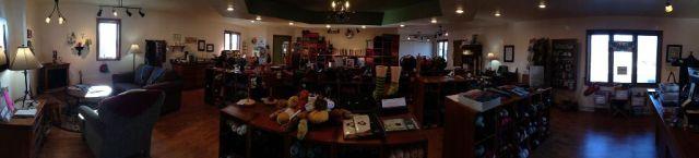 Dragonfly Yarn Shop panorama